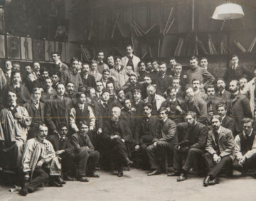 Académie Jullian 1903