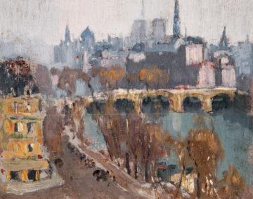 Paris, l'Île de la Cité