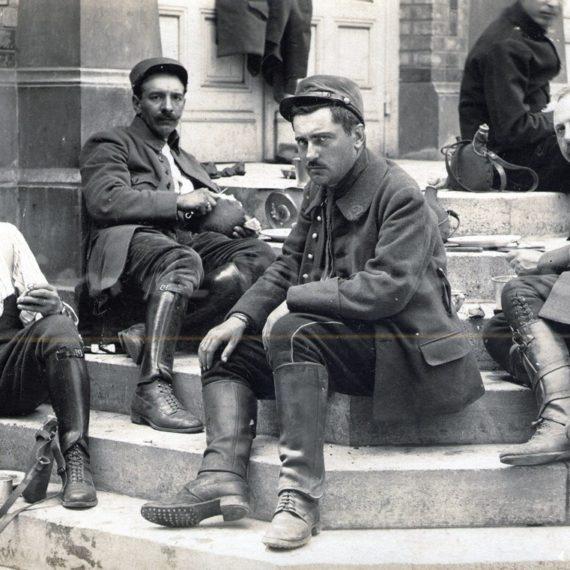 Lucien de Maleville, Grande guerre